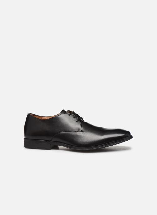 Chaussures à lacets Clarks Gilman Walk Noir vue derrière
