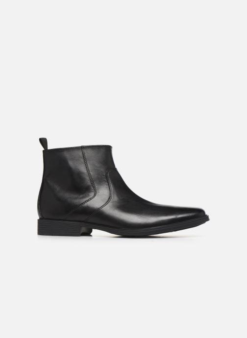 Bottines et boots Clarks Tilden UP Noir vue derrière