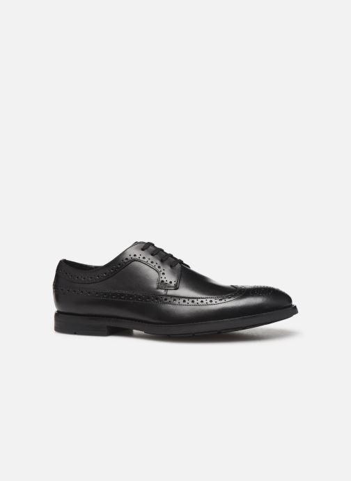 Chaussures à lacets Clarks Ronnie Limit Noir vue derrière
