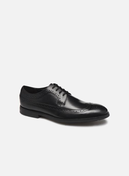 Chaussures à lacets Clarks Ronnie Limit Noir vue détail/paire