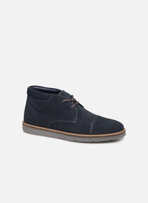 Bottines et boots Clarks Grandin Top Bleu vue détail/paire