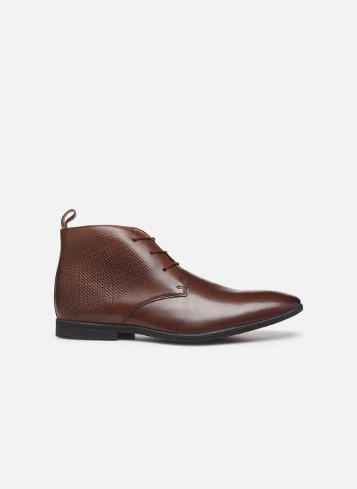 Bottines et boots Clarks Bampton Up Marron vue derrière
