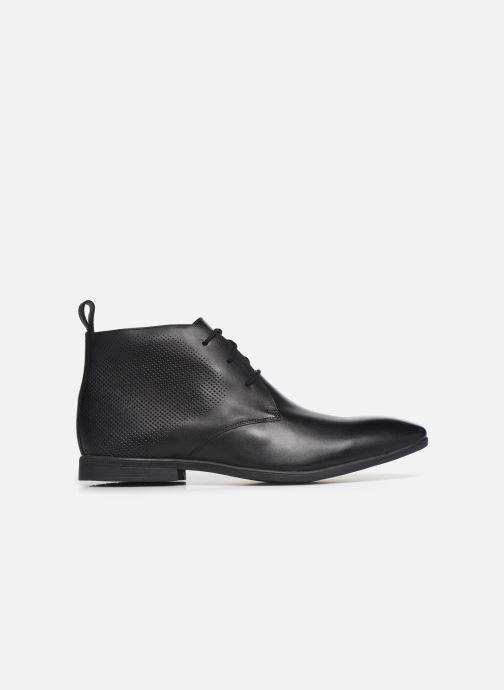 Bottines et boots Clarks Bampton Up Noir vue derrière