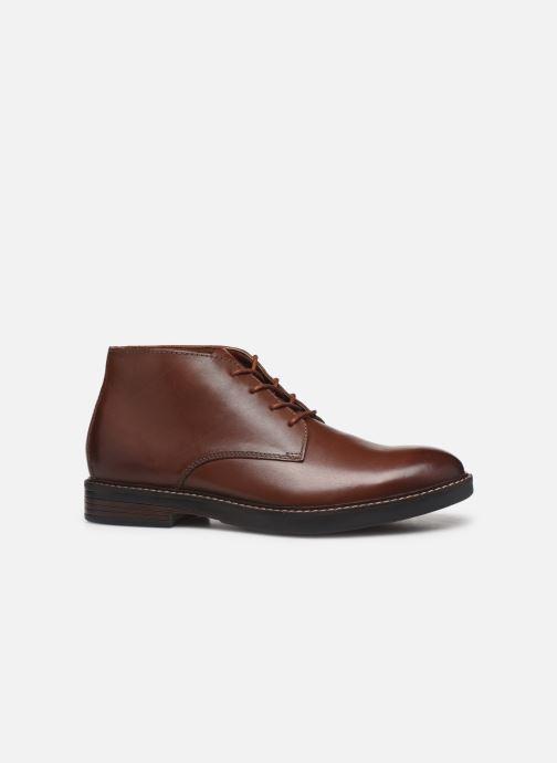 Bottines et boots Clarks Paulson Mid Marron vue derrière