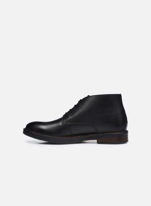 Bottines et boots Clarks Paulson Mid Noir vue face