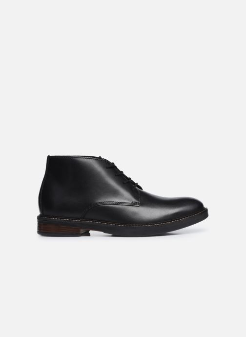 Bottines et boots Clarks Paulson Mid Noir vue derrière