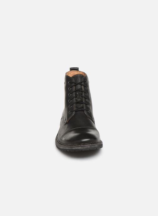Stiefeletten & Boots Clarks Clarkdale Hill schwarz schuhe getragen