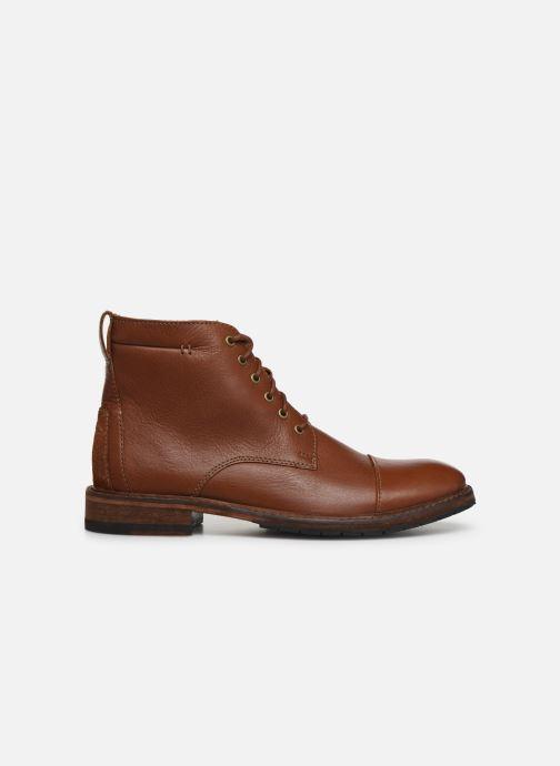 Bottines et boots Clarks Clarkdale Hill Marron vue derrière