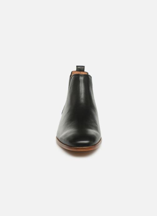 Stiefeletten & Boots Clarks Code Hi schwarz schuhe getragen