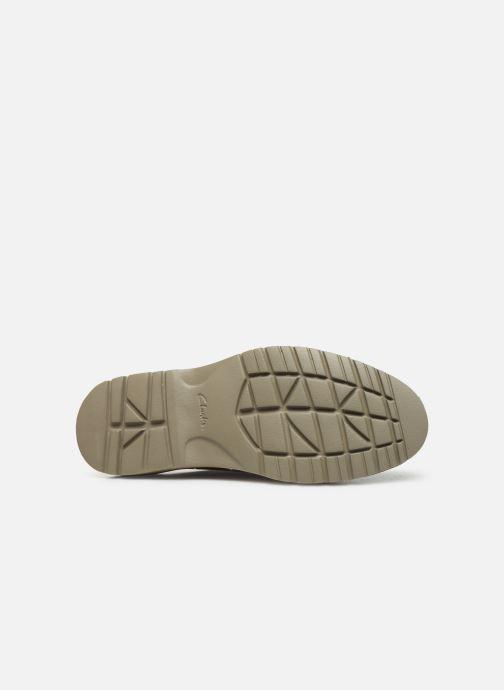 Chaussures à lacets Clarks Vargo Vibe Marron vue haut
