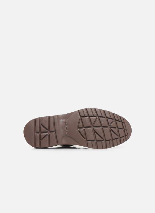 Zapatos con cordones Clarks Vargo Vibe Marrón vista de arriba