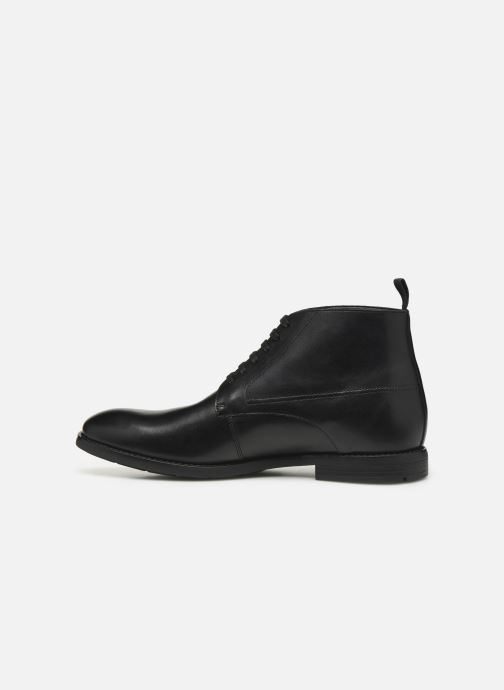 Bottines et boots Clarks Ronnie Up GTX Noir vue face