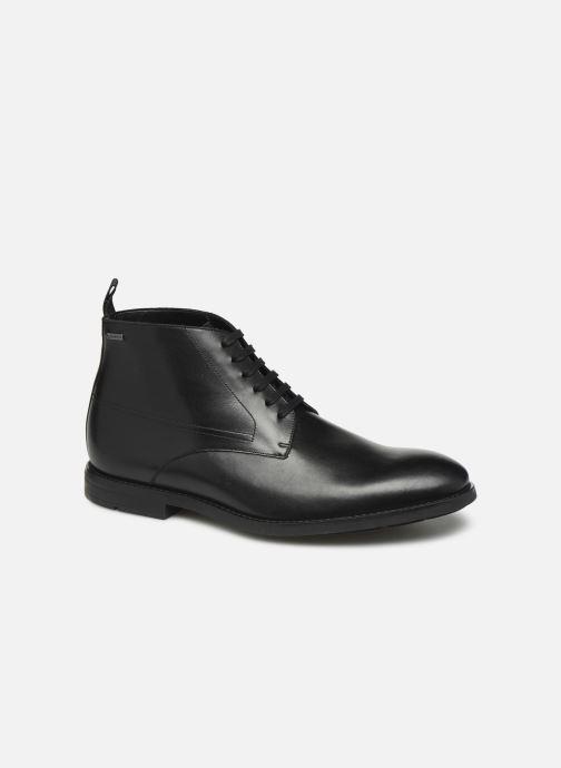 Ankelstøvler Clarks Ronnie Up GTX Sort detaljeret billede af skoene