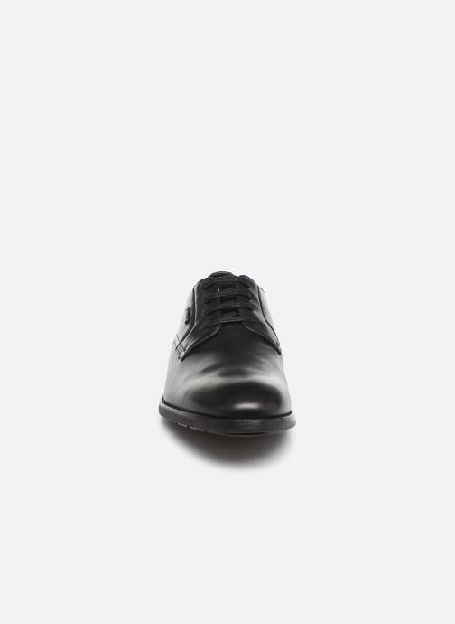 Zapatos con cordones Clarks Ronnie WalkGTX Negro vista del modelo