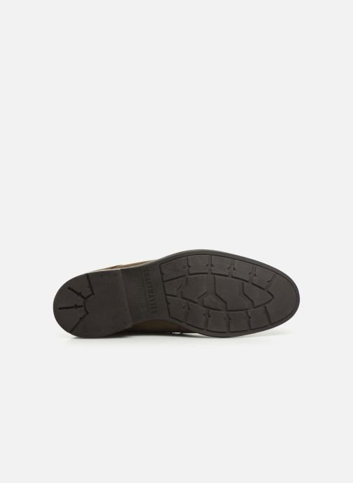 Zapatos con cordones Clarks Ronnie WalkGTX Marrón vista de arriba