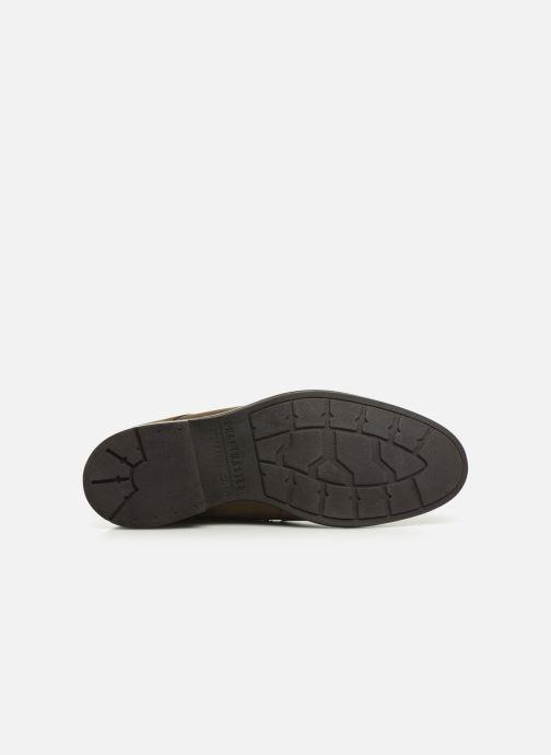 Chaussures à lacets Clarks Ronnie WalkGTX Marron vue haut