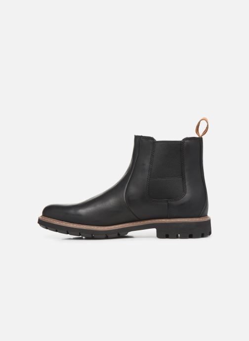 Bottines et boots Clarks Batcombe Up Noir vue face