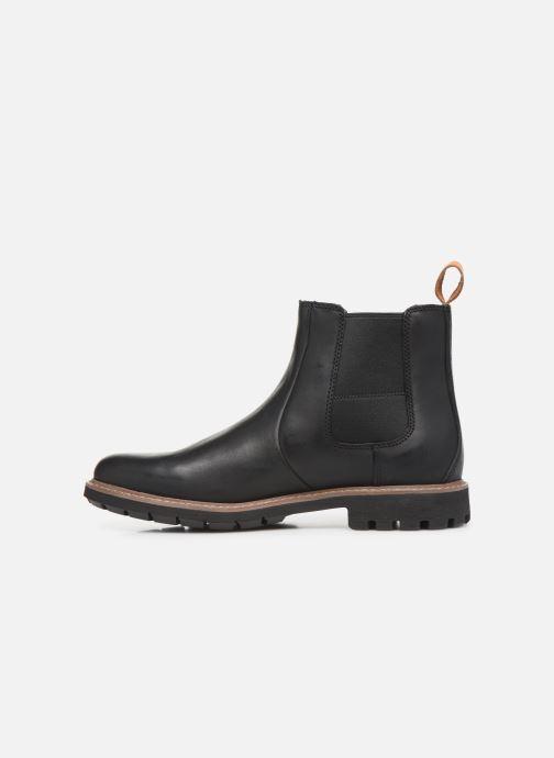 Boots en enkellaarsjes Clarks Batcombe Up Zwart voorkant