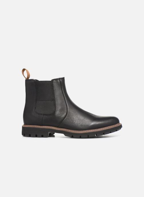 Boots en enkellaarsjes Clarks Batcombe Up Zwart achterkant