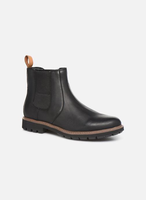 Boots en enkellaarsjes Clarks Batcombe Up Zwart detail