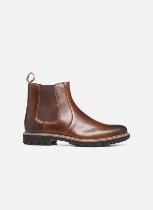 Boots en enkellaarsjes Clarks Batcombe Up Bruin achterkant