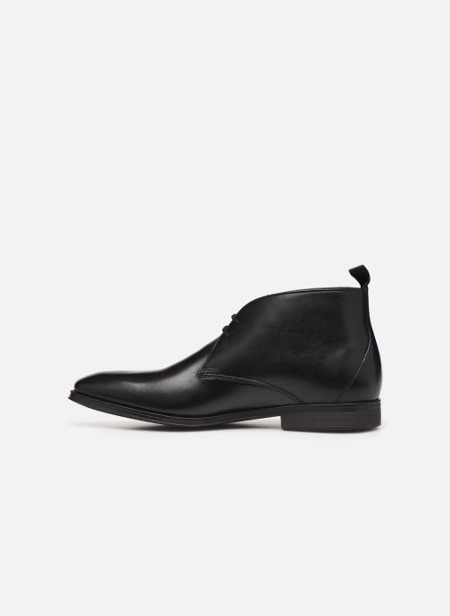 Ankle boots Clarks Gilman Rise Black front view