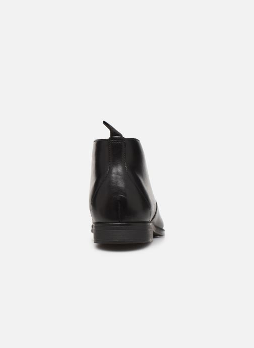 Ankle boots Clarks Gilman Rise Black view from the right
