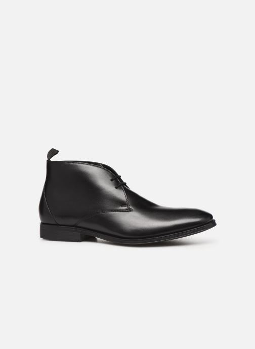 Ankle boots Clarks Gilman Rise Black back view