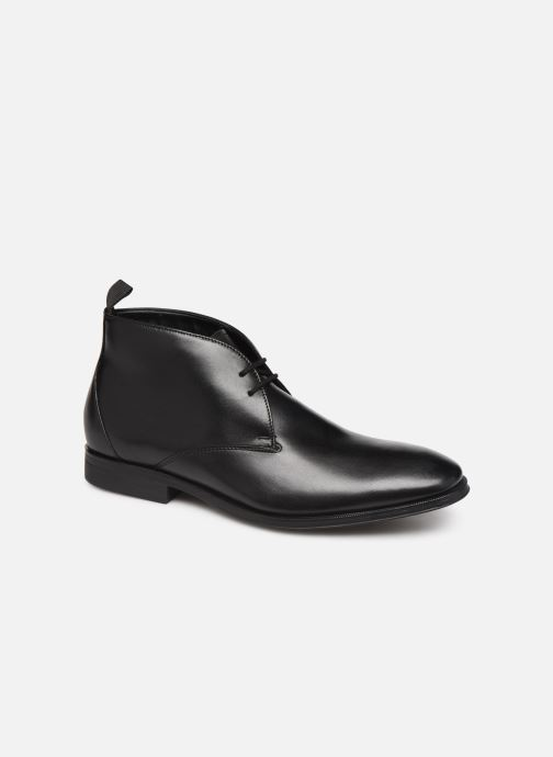 Bottines et boots Clarks Gilman Rise Noir vue détail/paire