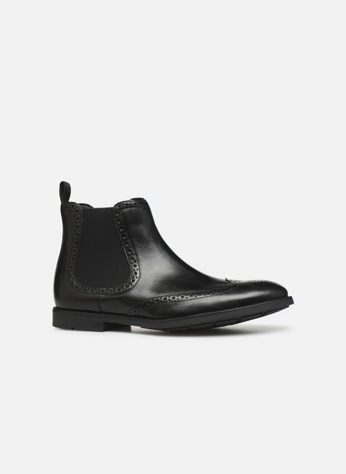 Ankle boots Clarks Ronnie Top Black back view