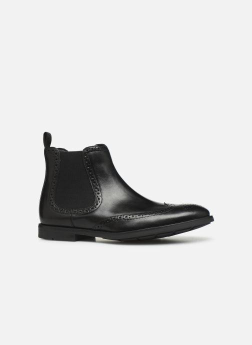 Bottines et boots Clarks Ronnie Top Noir vue derrière
