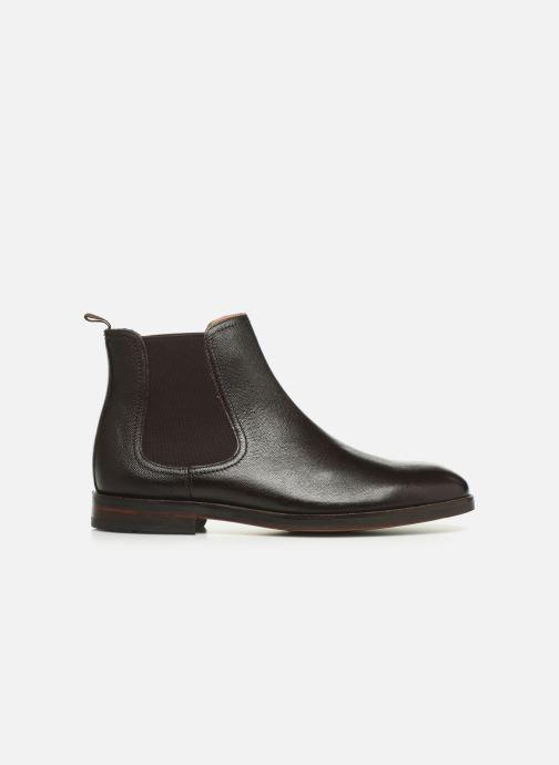 Bottines et boots Clarks Oliver Top Marron vue derrière