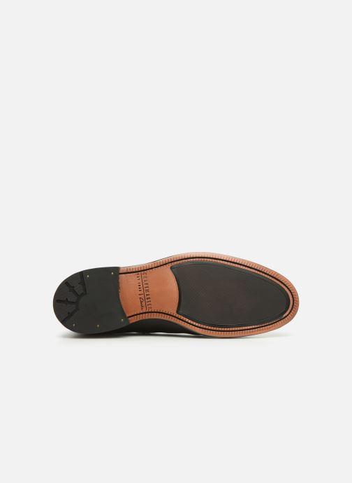 Boots en enkellaarsjes Clarks Oliver Top Bruin boven