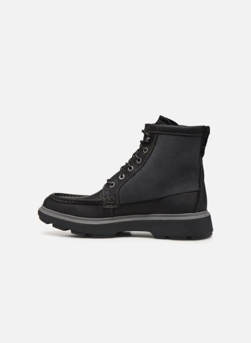 Ankle boots Clarks Dempsey Peak Black front view