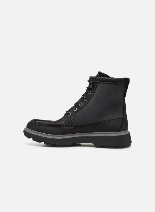 Bottines et boots Clarks Dempsey Peak Noir vue face