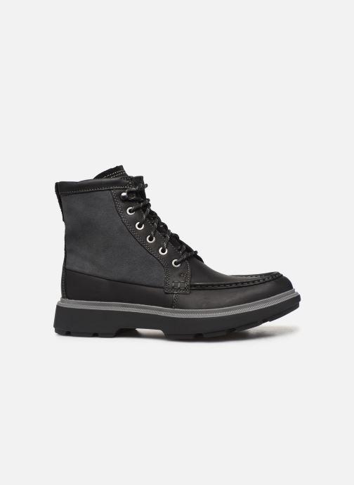 Bottines et boots Clarks Dempsey Peak Noir vue derrière