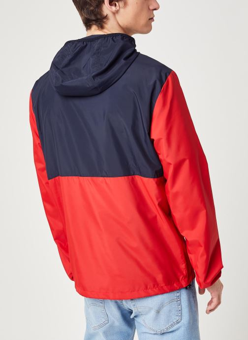 Only & Sons Onswayne Anorak - Rouge (pompeian Red)