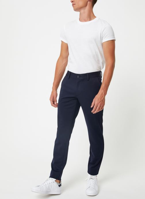 Vêtements Only & Sons Onsmark Pant Bleu vue bas / vue portée sac