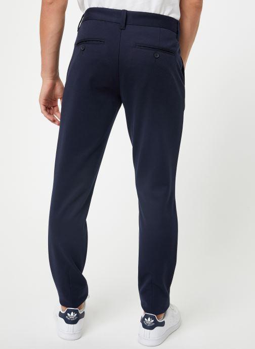 Vêtements Only & Sons Onsmark Pant Bleu vue portées chaussures