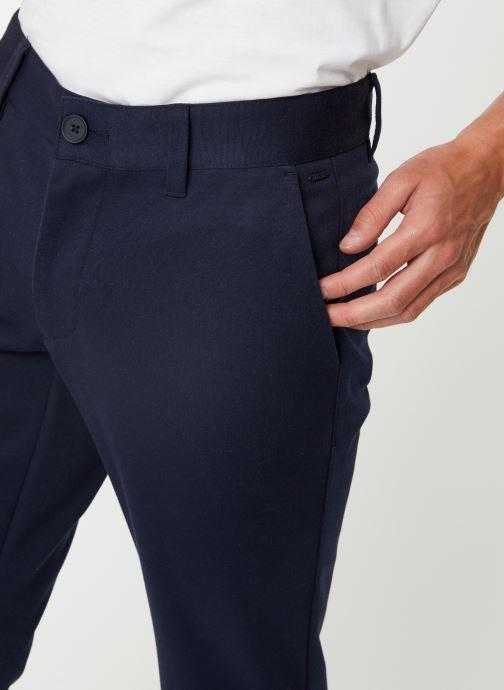 Vêtements Only & Sons Onsmark Pant Bleu vue face