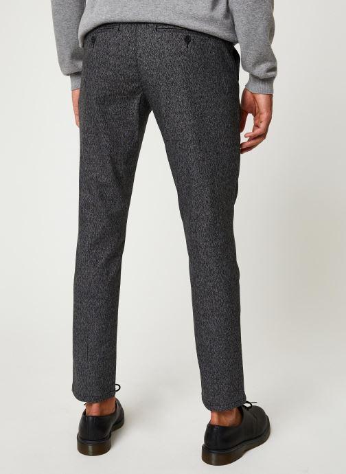 Vêtements Only & Sons Onsmark Pant Gris vue portées chaussures