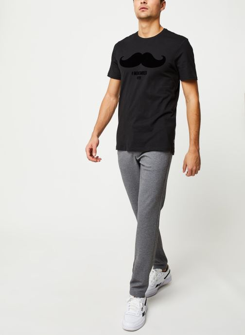 Vêtements Only & Sons Onsmark Pant Gris vue bas / vue portée sac