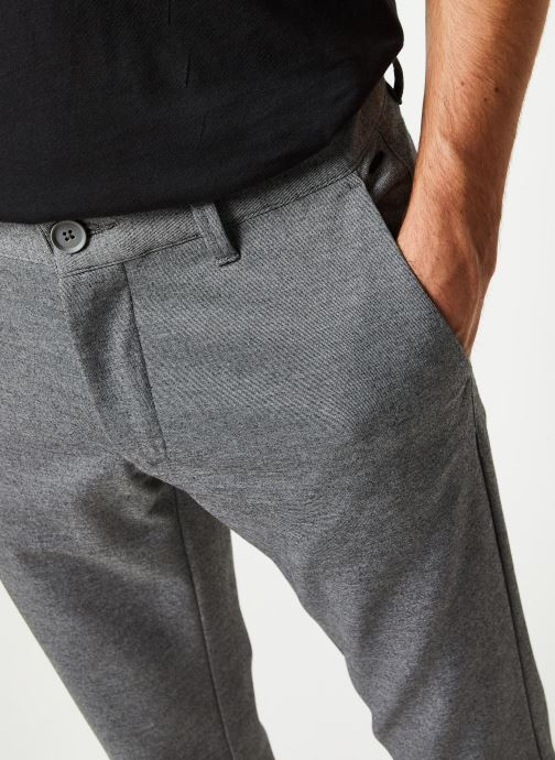 Vêtements Only & Sons Onsmark Pant Gris vue face
