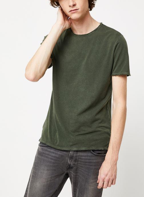 Vêtements Only & Sons Onsalbert Tee Vert vue détail/paire