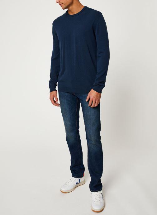 Vêtements Only & Sons Onsalex Knit Bleu vue bas / vue portée sac