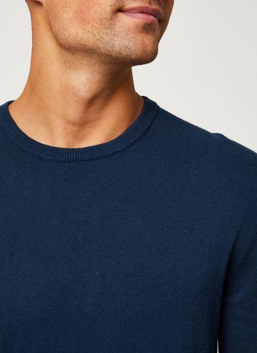 Vêtements Only & Sons Onsalex Knit Bleu vue face