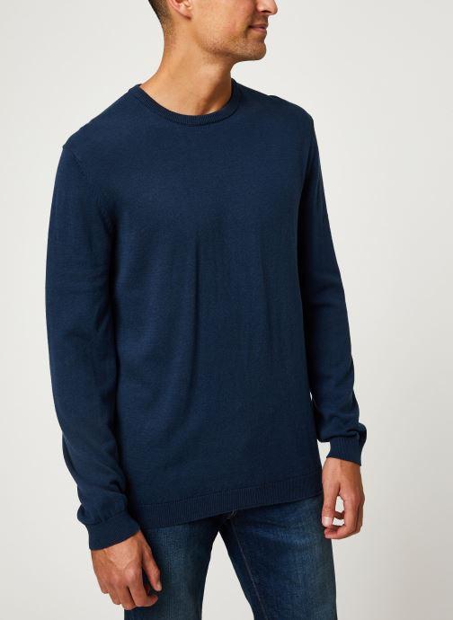 Vêtements Only & Sons Onsalex Knit Bleu vue droite