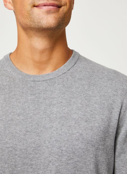 Vêtements Only & Sons Onsalex Knit Gris vue face