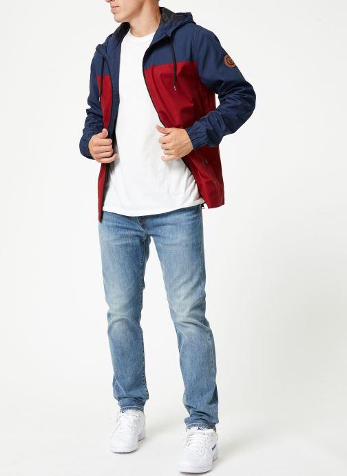 Vêtements Only & Sons Onsspencer Jacket Bordeaux vue bas / vue portée sac