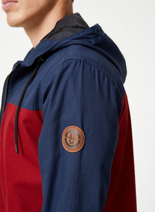 Vêtements Only & Sons Onsspencer Jacket Bordeaux vue face